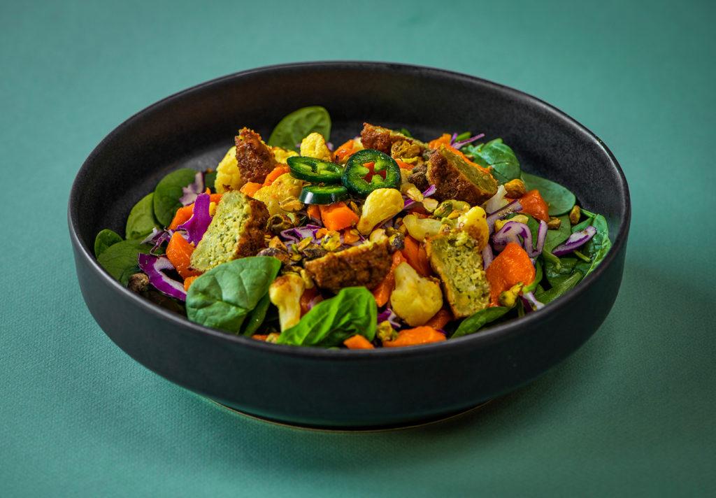 Falafel super bowl